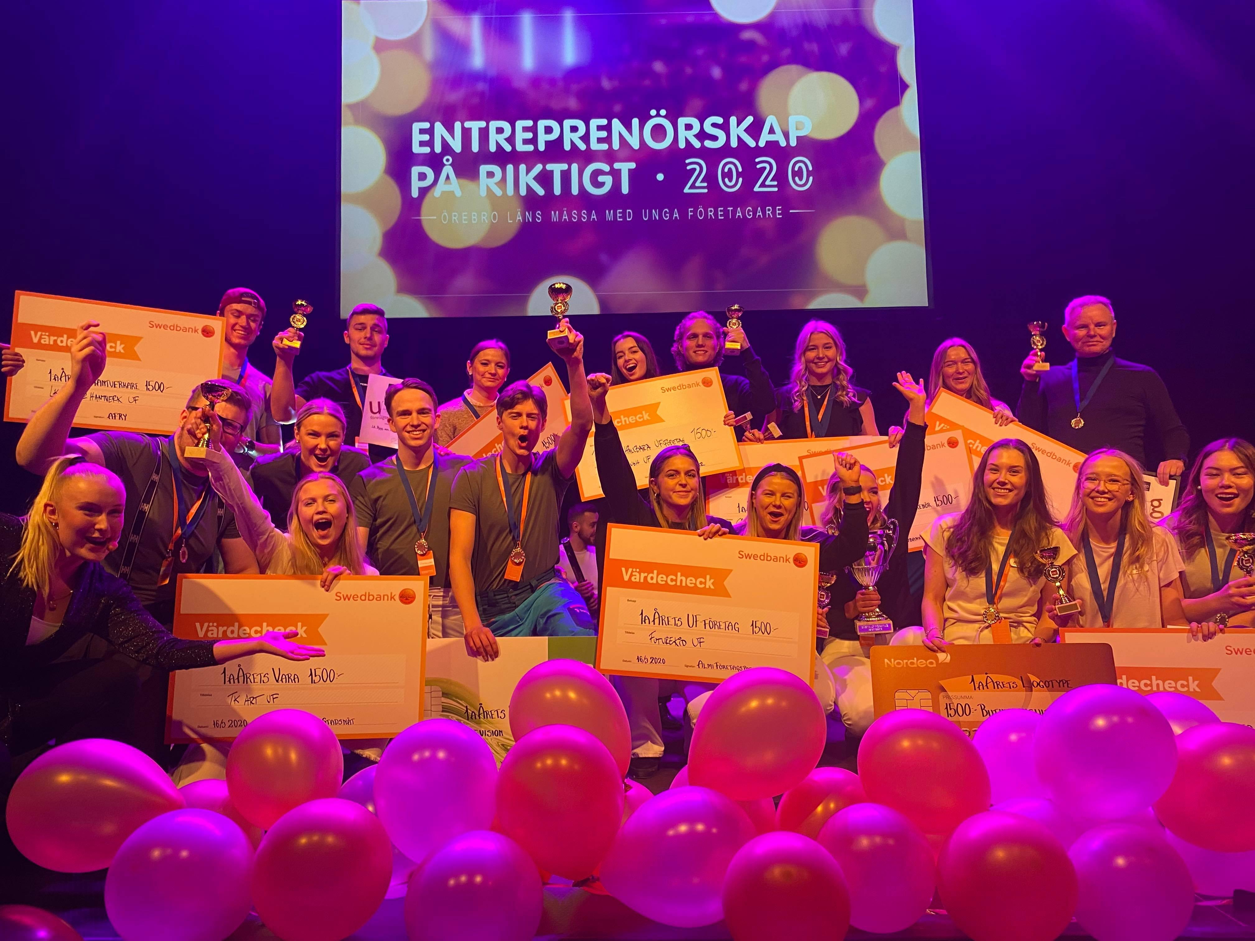 Vinnare Tävlingsdag Örebro