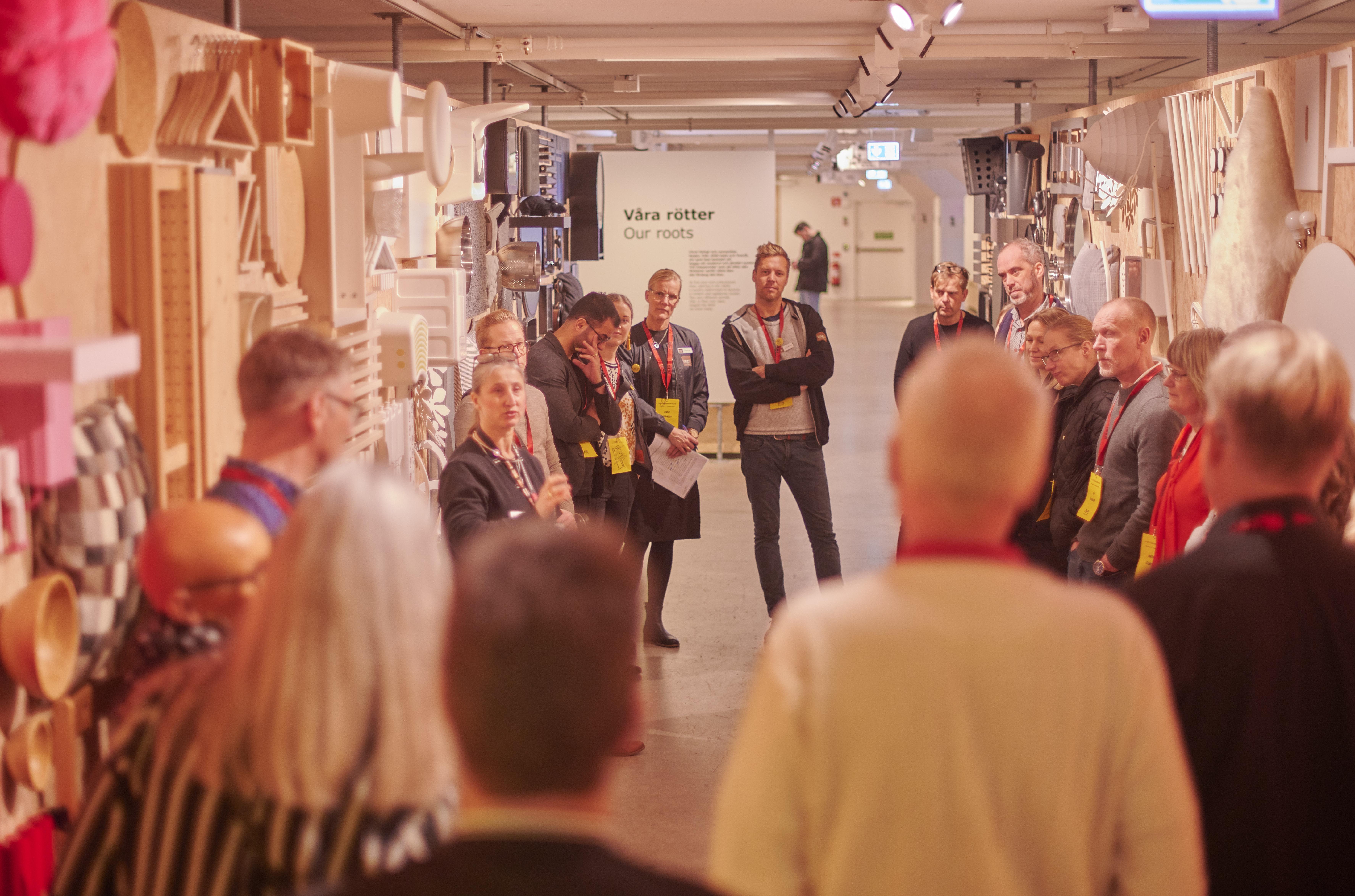 IKEA konferens UF-lärare