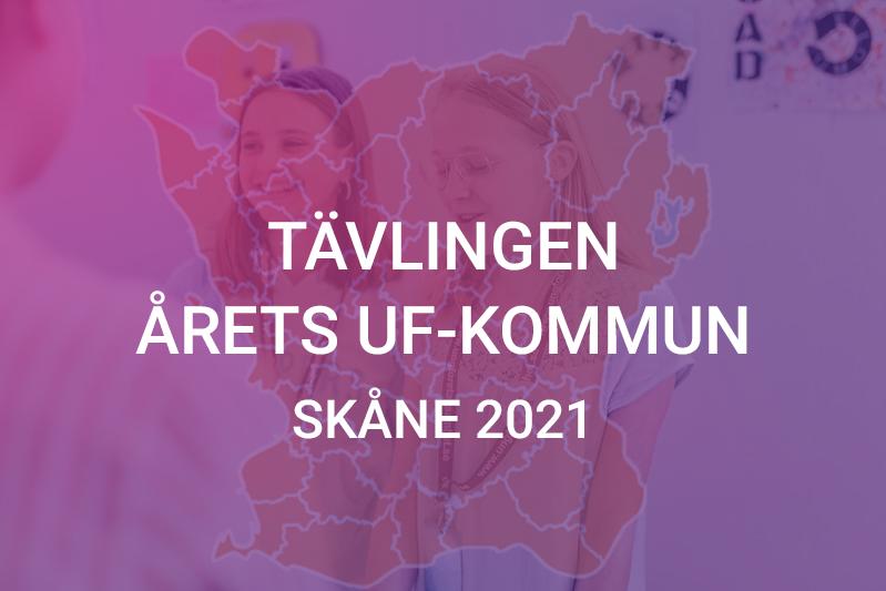 Årets UF-kommun Skåne