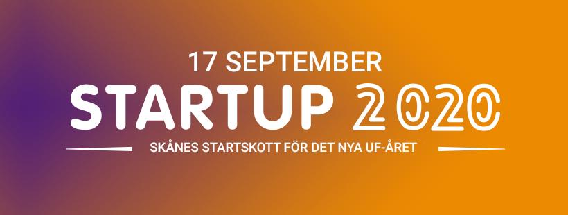 StartUp 2020 Skåne