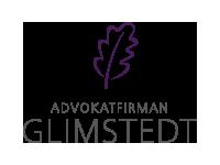 Glimstedt advokatbyrå logo promotor UF Göteborg