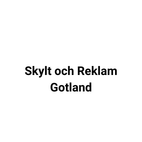 Skylt och Reklam Gotland