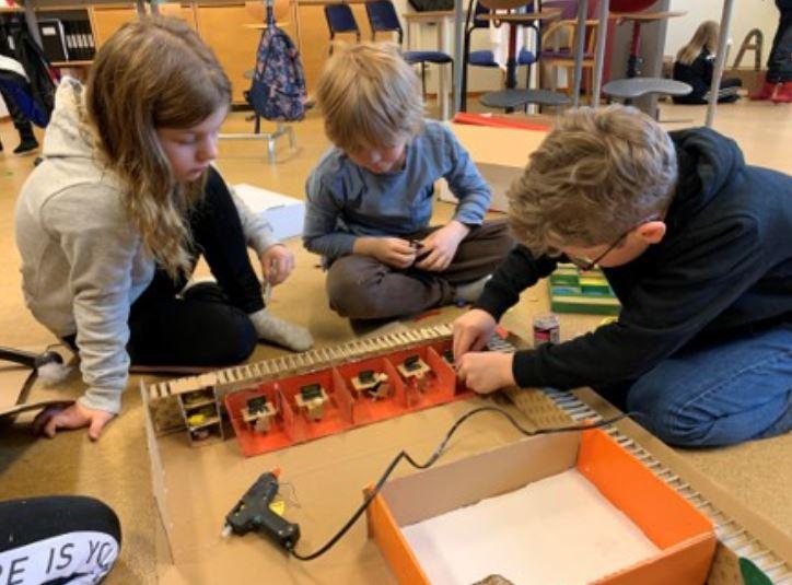 Batteriprojekt