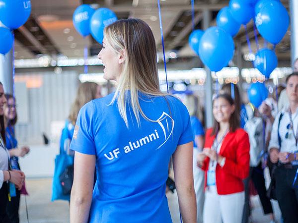 Brainstorming med UF alumni