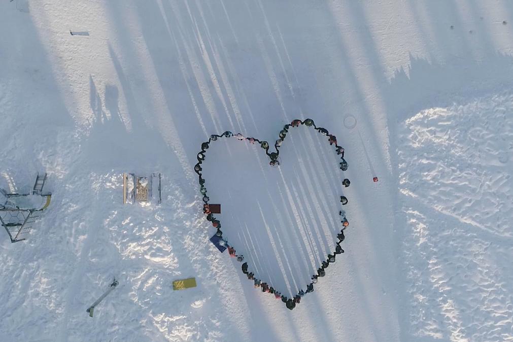 Hjärta i Sorsele