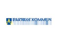 partille kommun logo
