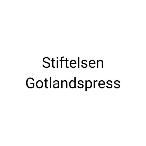 Stiftelsen Gotlandspress